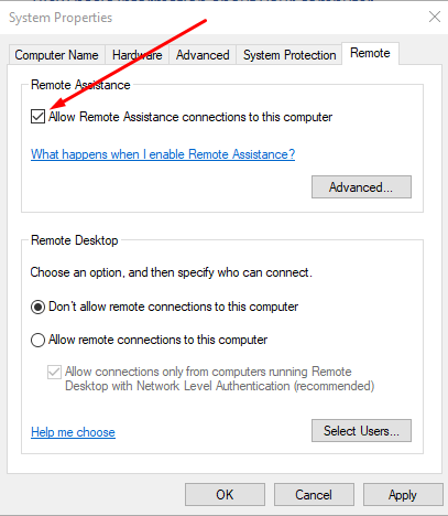 allow-remote-assistance-connections-to-this-computer