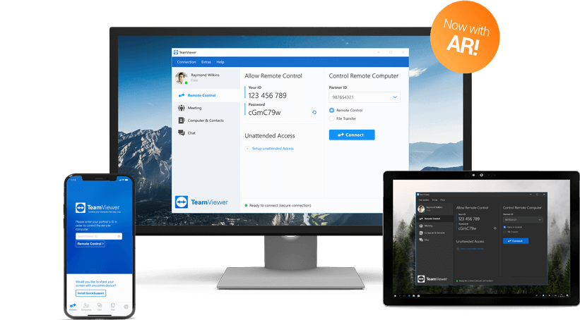 teamviewer devices