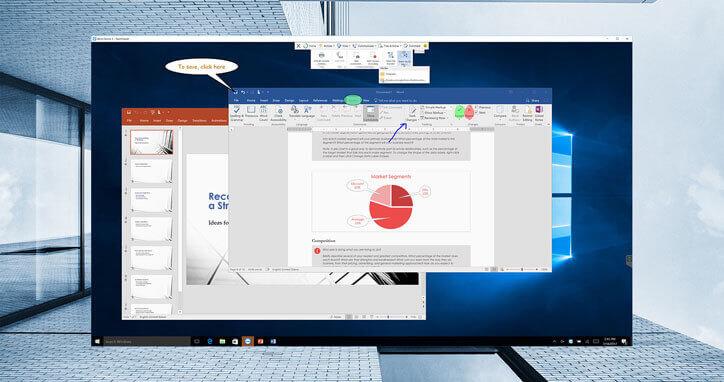 multi-user TeamViewer