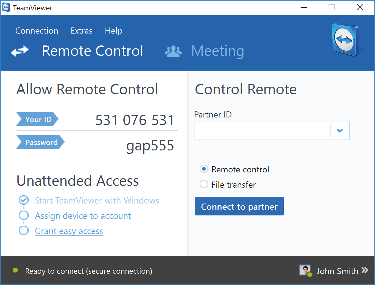 Overview Of Remote Access Software