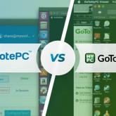 RemotePC vs GoToMyPC Comparison