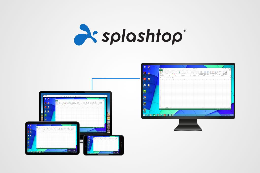 SplashTop Remote Access