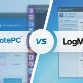 RemotePC - LogMeln