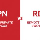 remote desktop vs vpn